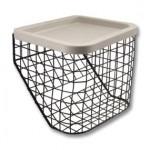 Tri-Walker Removable Basket