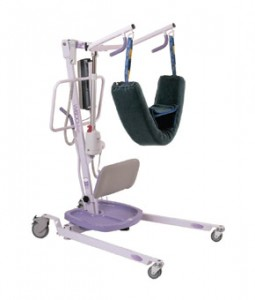 Wispa Mobile Duo Hi-Lift Hoist