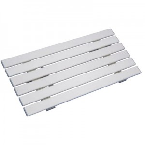 Medina reinforced plastic shower board 685mm wide