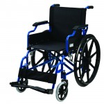 Attendant Propelled Transport Wheelchair (Half Folding)